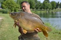 Flora 25lb Review by Chistian Lamg Carp Stabellini