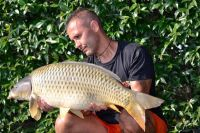Cristian Lamg Carp Stabellini (Italy) - July 2017